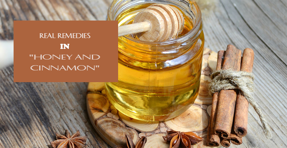 "Real remedies in ""Honey and Cinnamon"""