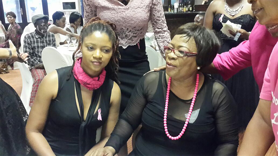 womenissues-at-breast-cancer-awareness-event