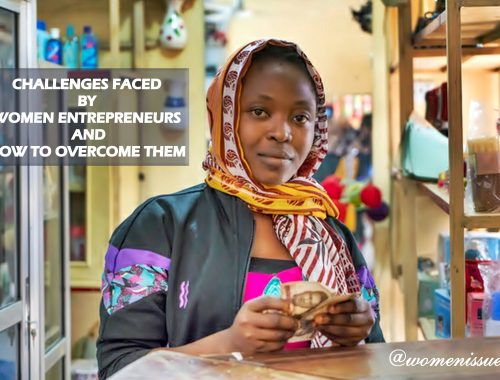 Challenges Faced by Women Enterpreneur