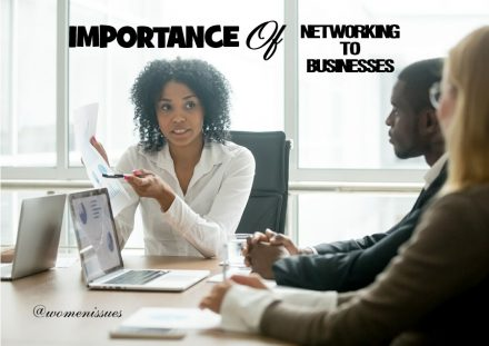 Importance of Networking to businesses