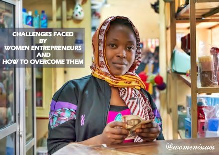 Challenges Faced by Women Enterpreneur