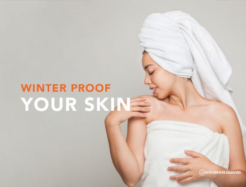 WINTER PROOF YOUR SKIN